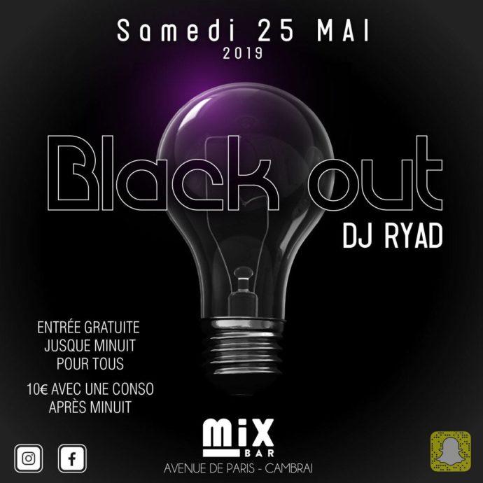 soirée black out